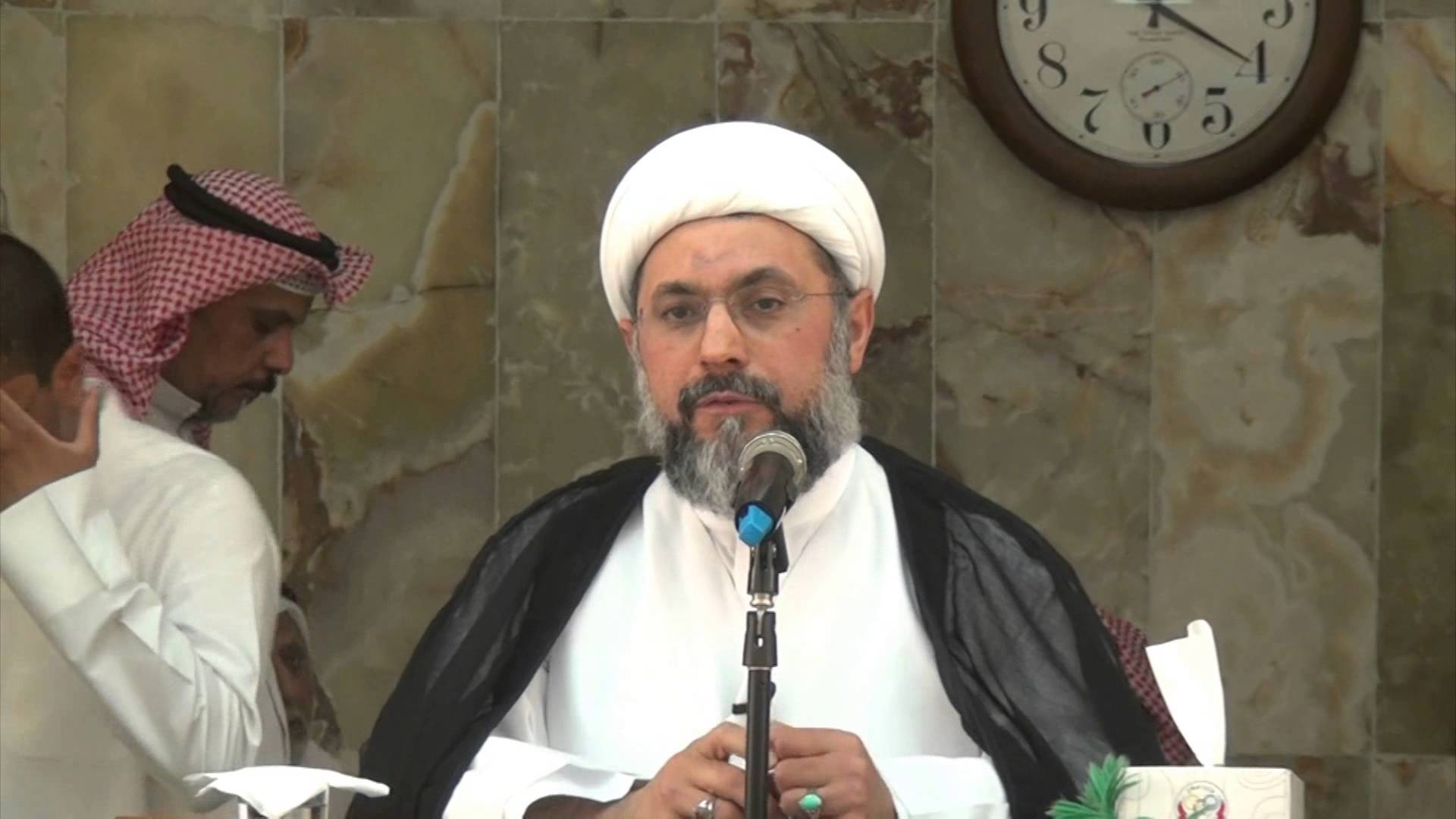 سماحة الشيخ عبد الله الدشتي